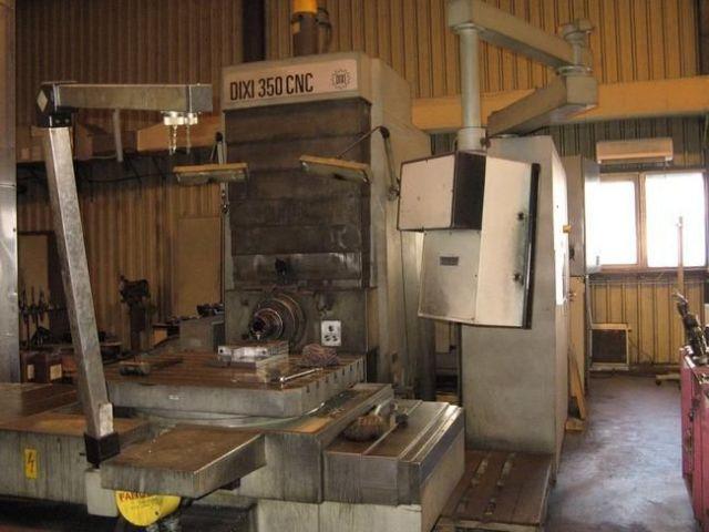 Horizontal Boring Machine DIXI 350 1992