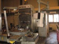 Horisontale kjedelig maskin DIXI 350