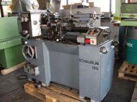 Универсален струг SCHAUBLIN 125 C 1992-Снимка 3