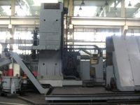 Horisontale kjedelig maskin MORANDO FCN 3X1000