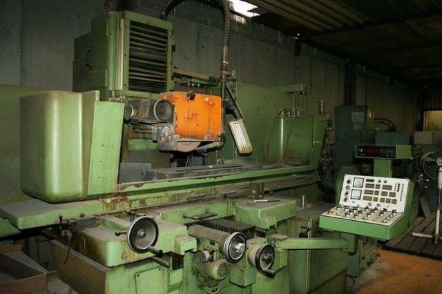 Máquina de superfície de moagem BLOHM HFS 9 V 1986