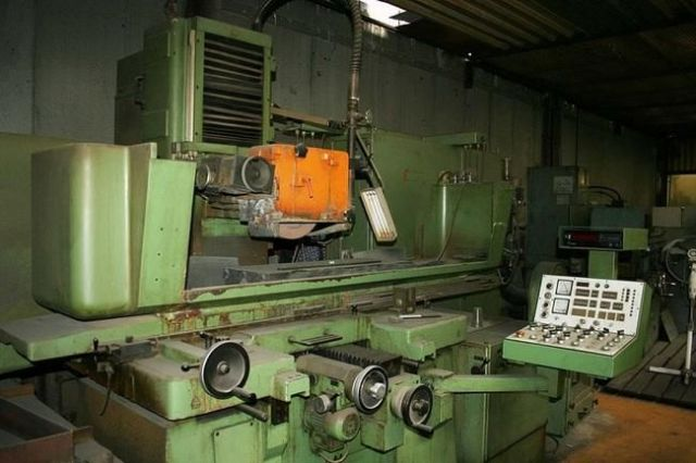 Surface Grinding Machine BLOHM HFS 9 V 1986