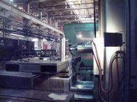 CNC хоризонтален обработващ център M S HMC-200 1998-Снимка 3