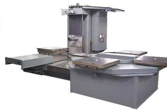 CNC хоризонтален обработващ център M S HMC-200 1998