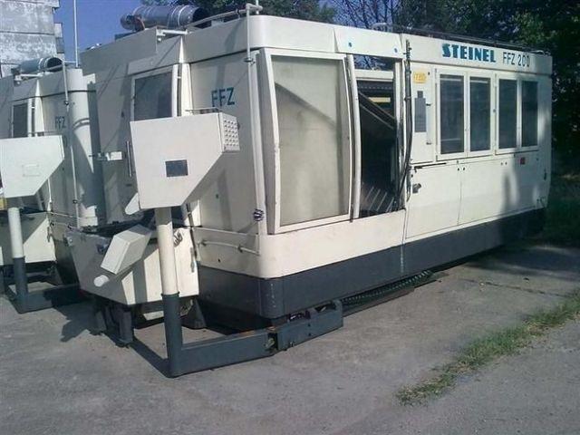CNC хоризонтален обработващ център STEINEL FFZ 200 1995