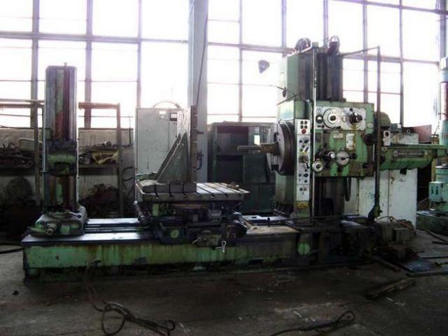 Horizontal Boring Machine Stanko 2620 B 1965