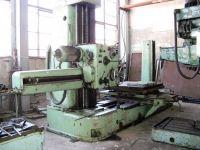 Horisontale kjedelig maskin TOS VARNSDORF H 100 A
