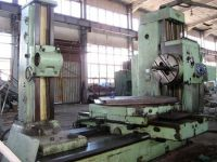 Horizontal Boring Machine Stanko 2 A 635 1985-Photo 2