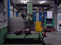 Frezarka CNC MAHO MH 500 W 2