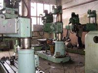 Radial Drilling Machine Stanko 2 H 55 1980-Photo 2