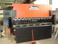 Hydraulische Abkantpresse CNC AMADA PROMECAM ITPS 80-250-T 10711
