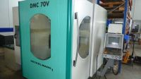 Centrum frezarskie pionowe CNC MAHO DMC 70 V