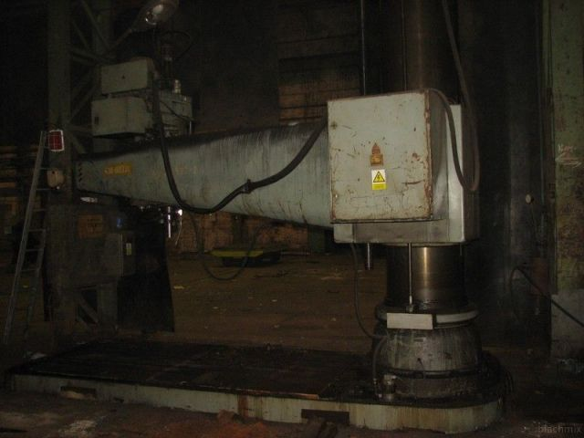 Radial Drilling Machine STANKOIMPORT 2A 587 1987