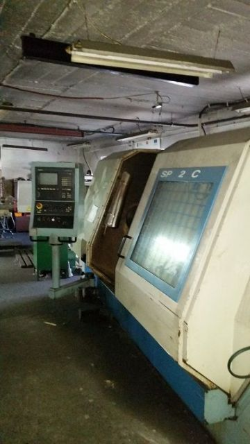 CNC Lathe MAS SPU 20 CNC 1997