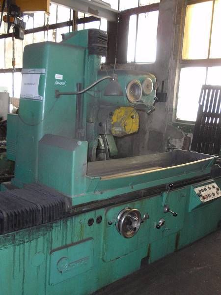 Surface Grinding Machine JOTES SPD 30 1987