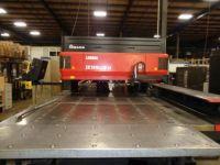 2D laser AMADA LC2415NT4