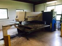 Turret Punch Press TRUMPF TC200R