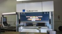CNC Hydraulic Press Brake TRUMPF TRUBEND 5085