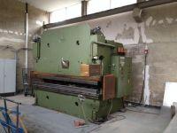 Prensa plegadora hidráulica CNC EHT EHPS 20-35