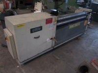3-Walzen-Blecheinrollmaschine SAHINLER MRM-S 1550/130