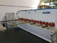 Hydraulické tabulové nůžky LVD HST 31/6
