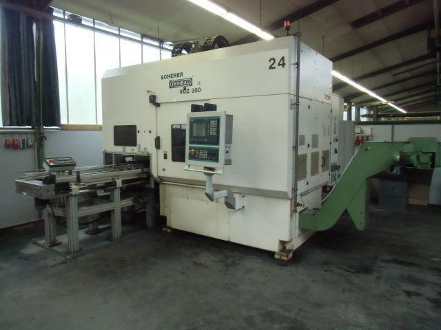 CNC vertikálne sústruh SCHERER FEINBAU VDZ 350 1999