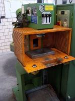 C Frame Hydraulic Press HANS SCHOES F E S/C 5