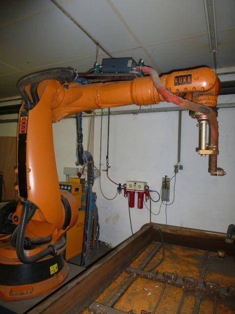 Roboter KUKA KR 150 L 110 2000 2002