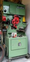 Ironworker Machine MUBEA MIW 400