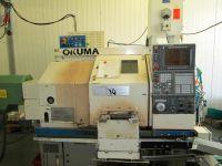 CNC-Drehmaschine OKUMA LCC 15