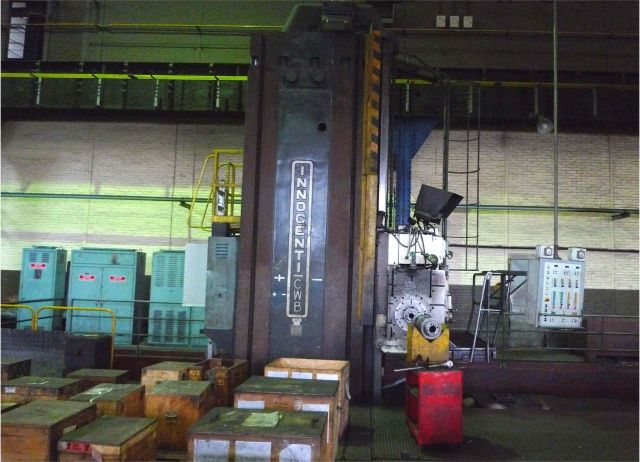 Horizontal Boring Machine INNOCENTI CWB FAF 147 1965