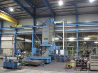 Vertical Boring Machine SCHIESS FRORIEP 1 FB 180 CNC
