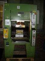 H Frame Hydraulic Press HANS SCHOES S H