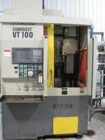 CNC Vertical Lathe HARDINGE CONQUEST VT-100