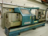 CNC draaibank VICTOR 22120 DCL CNC FLATBED