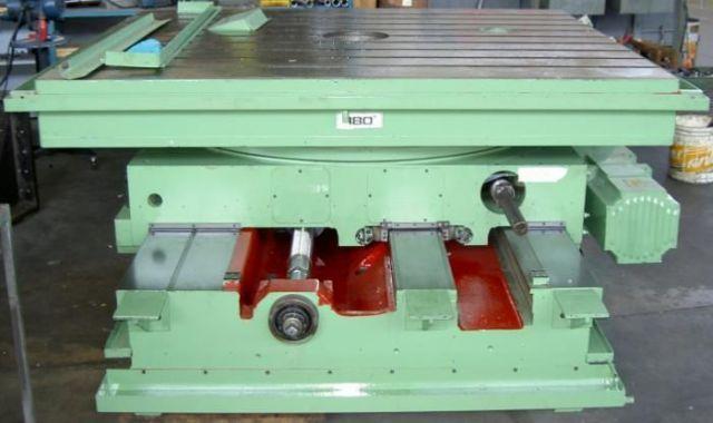 Wytaczarka pozioma Tavola Girevole CNC 18 Ton. 18 Ton. 2000