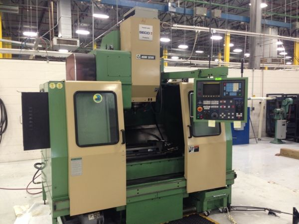cnc machine mori seiki