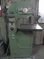 Hacksaw machine FUHU VERTICAL 360