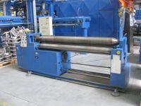 3-Walzen-Blecheinrollmaschine BLEMAS RQ 2000x6 1989-Bild 2