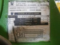 3 placa de rolo máquina de dobra LMP HCI 2005-Foto 3