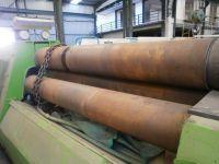 3 placa de rolo máquina de dobra LMP HCI
