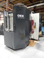 CNC Horizontal Machining Center OKK HP-500 S