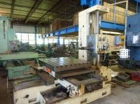 Horizontal Boring Machine SACEM MST.XC.110,