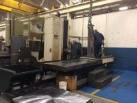 Horizontal Boring Machine TOSHIBA BP-110 P 20