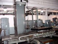 Horizontal Boring Machine GIDDINGS LEWIS G 60 T