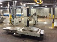 Horizontal Boring Machine GIDDINGS LEWIS G 60-RT