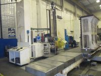 Horizontal Boring Machine LUCAS CNC W