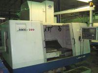 Vertikální obráběcí centrum CNC DAEWOO DMV-500