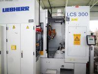 Versnelling slijpmachine LIEBHERR LCS 300 2006-Foto 5