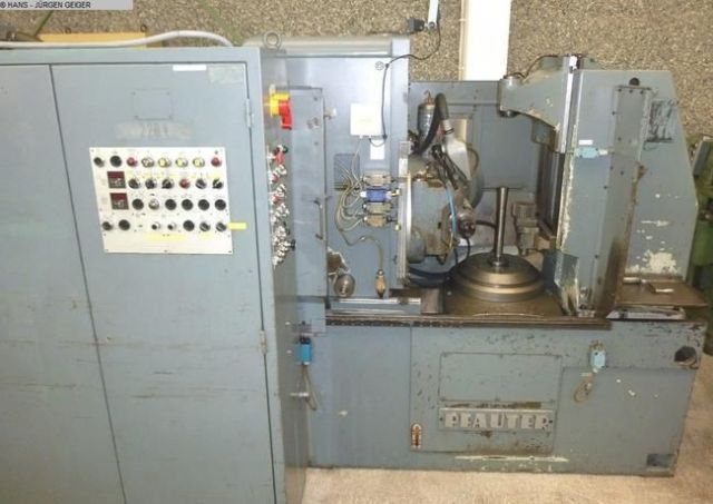 Vertandingen machine PFAUTER PA 300 1976